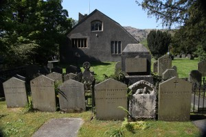 Wordsworth graves