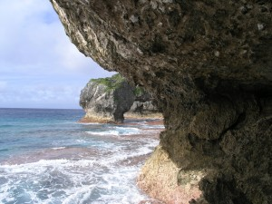 Niue 35 caves