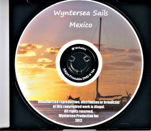 Wyntersea Sails Mexico DVD