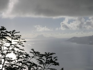 Bora Bora 2 from Raiatea