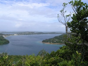 Nieafu 41 lookout point