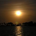 San Blas sunset 1